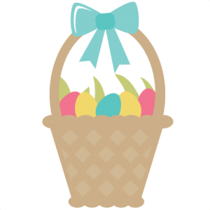 Easter Basket SVG file easter svgs free svgs for cutting machines free svg files free svg cuts