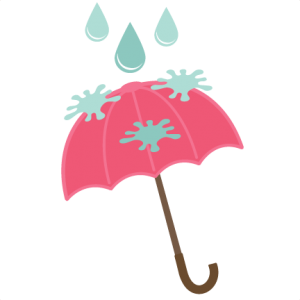 Rainy Day Umbrella SVG file for scrapbooking cardmaking free svg files free svgs free svg cuts