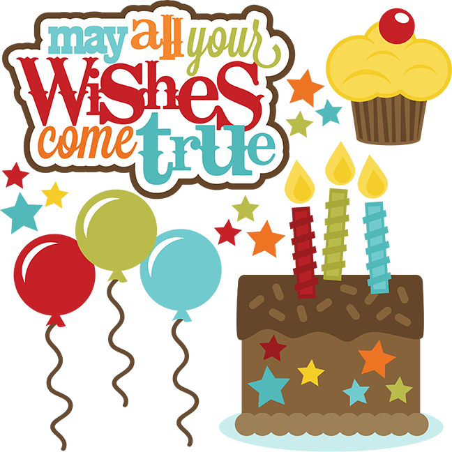 May All Your Wishes Come True Svg Files For Cutting