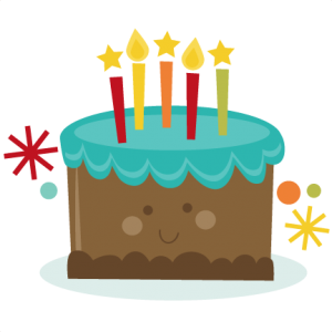 Cute Cake SVG birthday cute birthday svg files birthday cake svg free svgs free svg files for cutting machines free cut files