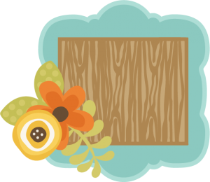 Wood Grain Frame SVG file svg frame for cutting machines flower svg files for cutting machines free svgs