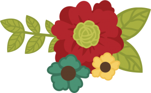 Pretty Flowers SVG files flower svg cuts free flowers svg files free svg cut files for cutting machines