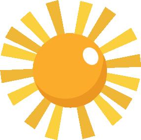 Sun SVG file for scrapbooking sun svg file cloud svg file cute sun cut file sun svg cut file for scrapbooking