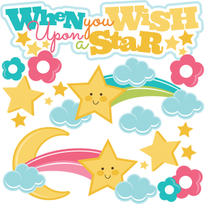 When You Wish Upon A Star SVG files for cutting machines svg files for scrapbooking free svg cuts