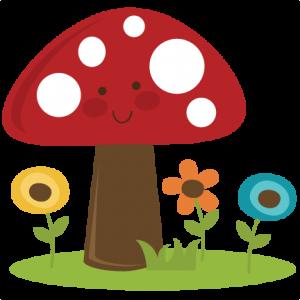 Cute Mushroom SVG cut file for scrapbooking mushroom svg file free mushroom svg file