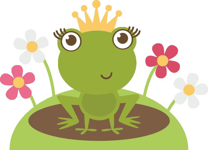 Frog Princess Svg Cutting File Frog Princess Svg File For Frog Princess