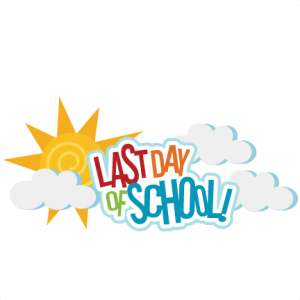 Last Day Of School SVG scrapbook title svg files for cutting machines svg scrapbook titles