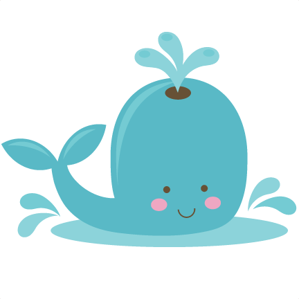 Cute Whale SVG file for scrapbooking whale svg cuts whale ...