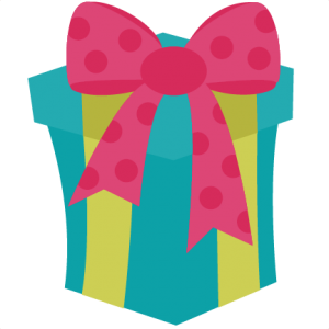 Birthday Present SVG files birthday svg files birthday svg cuts cute svgs free svg files for scrapbooking