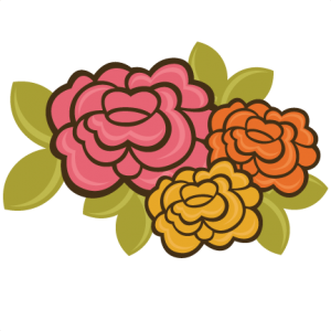 Roses SVG files for electronic cutting machines rose svg file for cameo rose cut file for scal