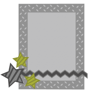 Metal Frame SVG file zig zag border svg file military svg cut files military svg files for scrapbooking