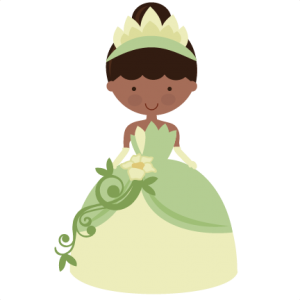 Fairytale Princess SVG file scrapbook princess svg files princess svg cuts princess cut files for scrapbooking