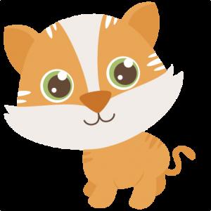 Kitty Cat SVG file cat svg cut file kitty svg files cat svgs kitten svg files kitten svgs for scrapbooking
