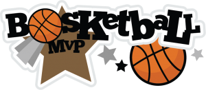 Baketball MVP SVG scrapbook title basketball svg file basketball svg cut file free svgs free svg files