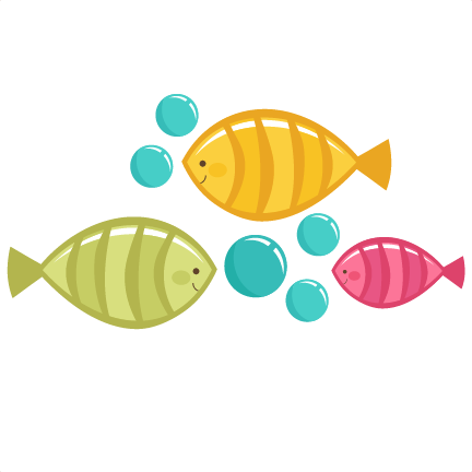 Cute Fish Svg File For Scrapbooking Free Svg Files Cute Fish Svg File Cute Svg Cuts Fish Cutting
