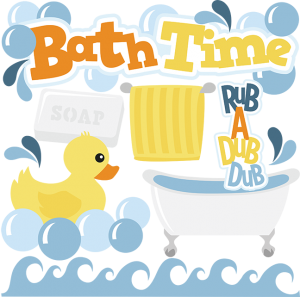 Bath Time SVG cut files bath svg files for scrapbooking bubble svg files bathtub svg file rubber svg cut file