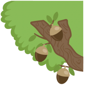 Corner Tree SVG cut file for scrapbooking tree svg file tree svg cut file free svgs