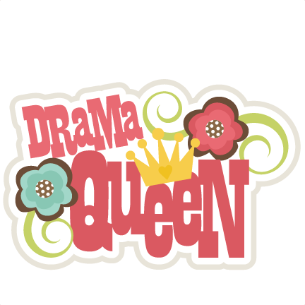 Image result for free drama queen transparent