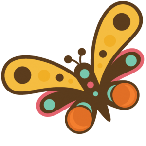 Tropical Butterfly SVG cut file butterfly svg file for scrapbooking free svgs free svg files