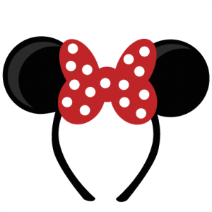 Mouse Ears Girl SVG cut files for scrapbooking mouse ears svg files free svg files free svg cuts