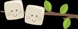 Marshmallows On A Stick SVG scrapbook file camping svg files camping svg cuts cut files for scrapbooking