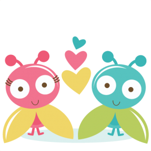 Bugs In Love SVG cut files for scrapbooking free svg files free svgs bug svg cut files