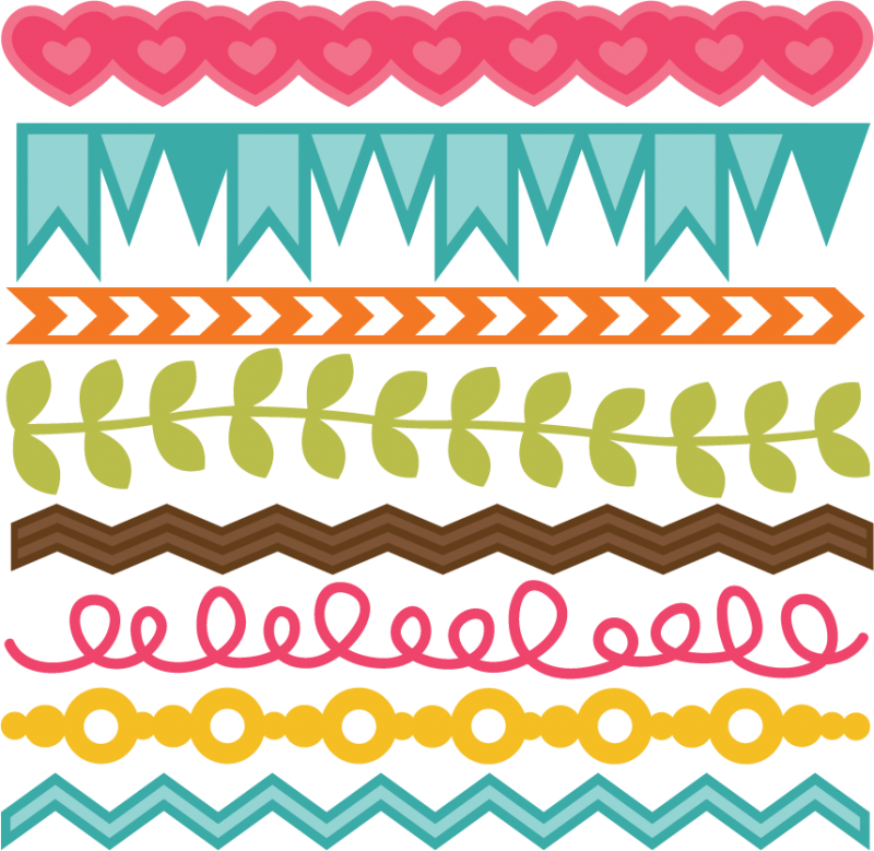 Borders SVG cut files for scrapbooking free svg cut files ...