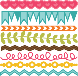 Borders SVG cut files for scrapbooking free svg cut files free svgs free svg files border svgs