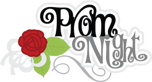 Prom Night SVG scrapbook title prom svg files corsage svg file prom scrapbook title free svgs