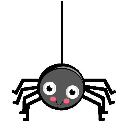 cute spider svg cut file for scrapbooking spider svg file
