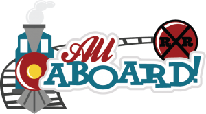 All Aboard! SVG scrapbook title train svg cut file train svg cuts free svgs cute svg cuts