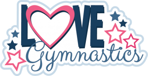 Love Gymnastics SVG scrapbook title gymnastics svg files sports svg cut files cute svg cuts