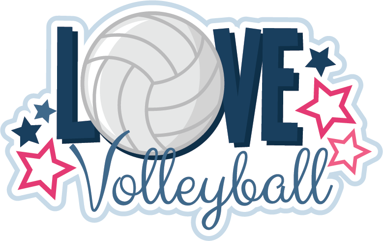 Sport Wallpaper Love: Love Volleyball SVG Scrapbook File Volleyball Svg Files