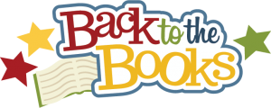 Back To The Books SVG scrapbook title school svg scrapbook title school svg files books svg cuts