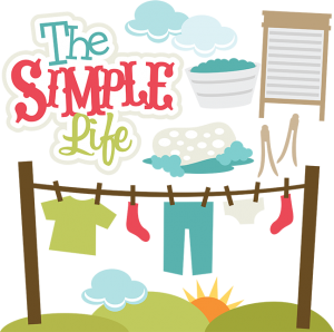 The Simple Life SVG files for scrapbooking laundry svg file washboard svg file soap svg file