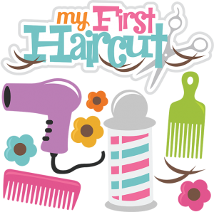 My First Haircut SVG cut files for scrabpooking haircut svg files haircut svg cut files free svgs