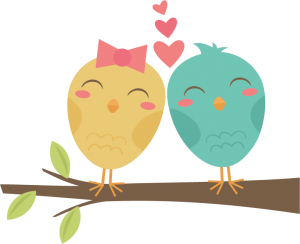 Lovebirds On Branch SVG cut files for scrapbooking cardmaking lovebirds svg free svg cuts