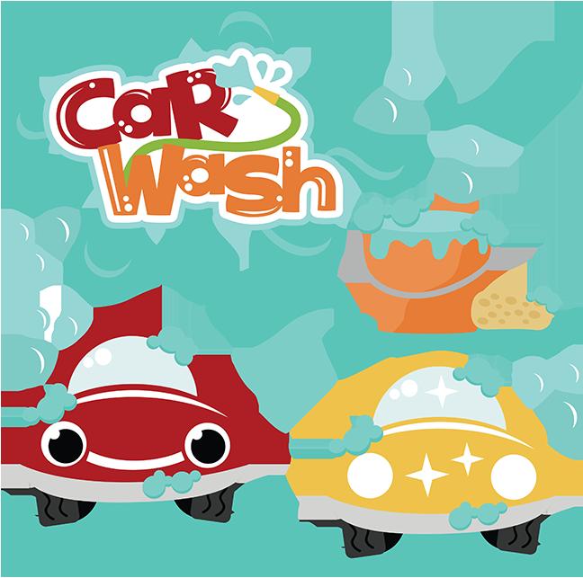 Car Wash Svg Cut Files For Scrapbooks Car Wash Svg Cuts
