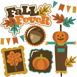 Fall Fever SVG cut files scorn svg file scarecrow svg file pumpkin svg file autumn svg cut files
