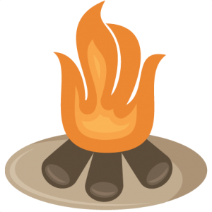 Campfire SVG cut file free svg files camping svg files cute svg cuts free svg cuts campfire clipart