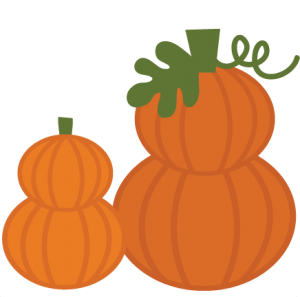 Stacked Pumpkins SVG files for scrapbooking pumpkin svg files vacation cut files svg cuts