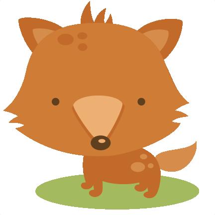 Cute Fox SVG cut files for scrapbooking fox svg files ...
