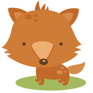 Cute Fox SVG cut files for scrapbooking fox svg files forest animals svg cut files free svgs