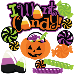 I Want Candy! SVG cut files halloween svg file halloween svg cuts halloween scal cutting files
