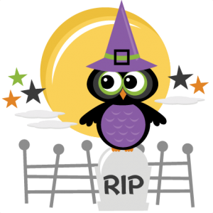 Halloween Owl SVG cut files for scrapbooking halloween svg scrapbook title free svgs