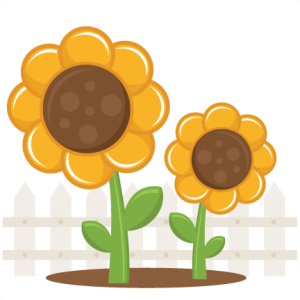 Sunflowers SVG scrapbook title sunflower svg file sun svg file cute svg cuts free svgs