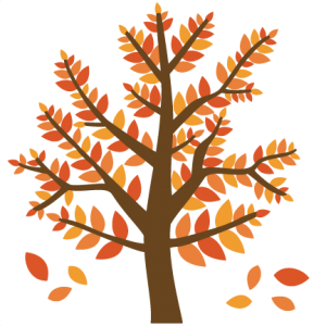 Fall Tree SVG files for scrapbooking fall tree svg autumn tree svg  tree svg  tree svg