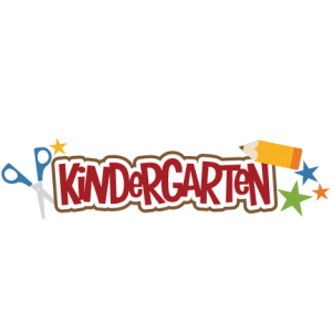 Kindergarten SVG scrapbook title pencil svg file free svgs school svg cut files