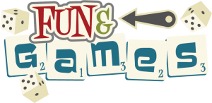 Fun & Games SVG scrapbook title games svg cut files dice svg cutting files free svg cuts