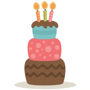 Birthday Cake SVG files birthday svg files birthday svg cuts cute svgs free svg files for scrapbooking